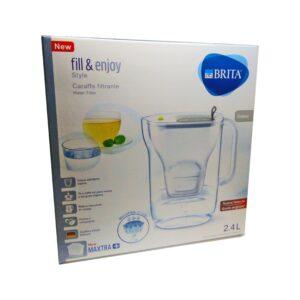 Caraffa per depurazione dell'acqua