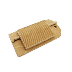 Rigagnocchi con base in legno Calder