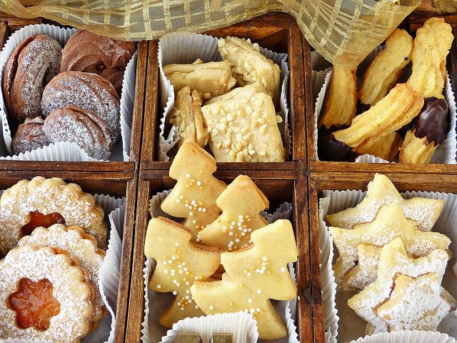 5 ricette per biscottini di Natale (e anche per dopo)
