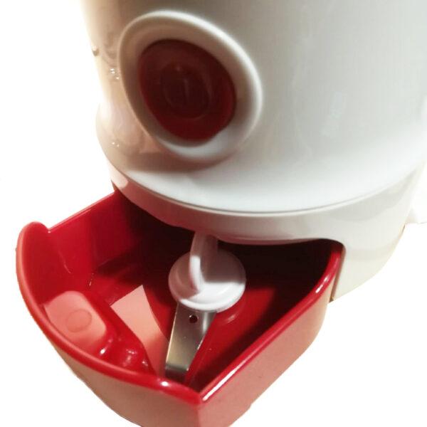 Macina caffè spezie - Cassetto porta Lame