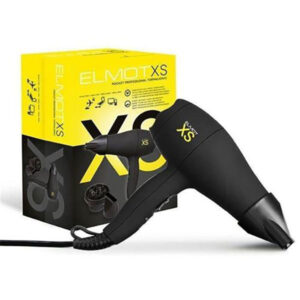 Asciugacapelli da Viaggio XS 1000W Elmot